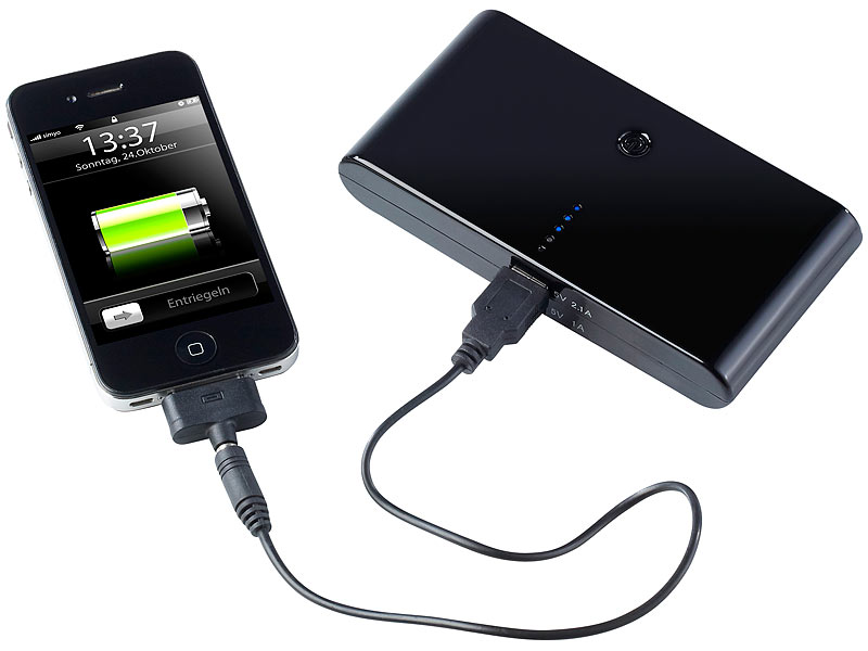 Powerbank handy