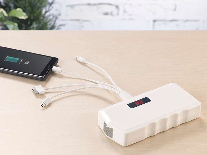; USB-Powerbanks USB-Powerbanks