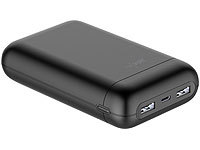 revolt USB-Powerbank mit 20 Ah, Quick Charge, PD und Super Charge, 22,5 Watt; USB-Powerbanks USB-Powerbanks USB-Powerbanks